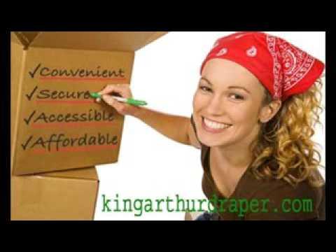 King Arthur Self Storage Draper