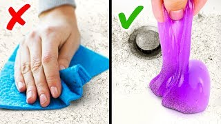 41 TIPS TO CLEAN ANYTHING AROUND YOU thumbnail