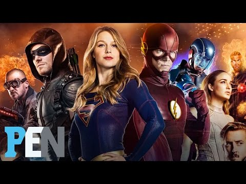 CW Superheroes: A