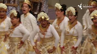Nusantara ft. The Resonanz Children's Choir (TRCC) - Stafaband