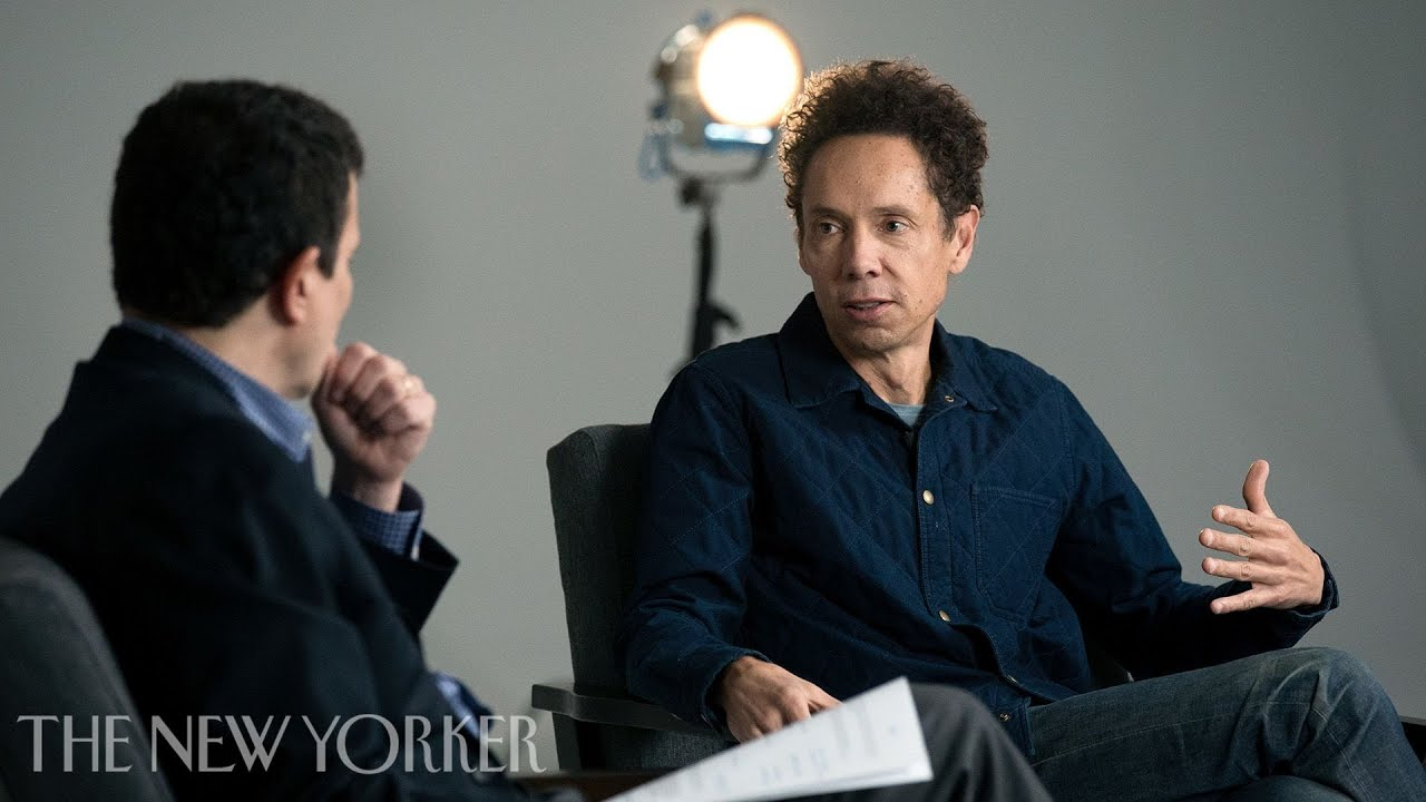 Download Malcolm Gladwell Explains Where His Ideas Come From   The New Yorker