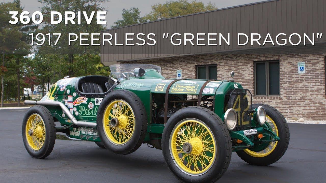 Peerless Car Logo