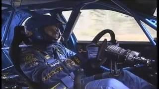 WRC Testing 2003 Petter Solberg Onboard with SUBARU Impreza WRC
