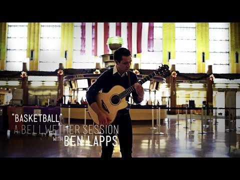Basketball by Ben Lapps — Bellwether Sessions
