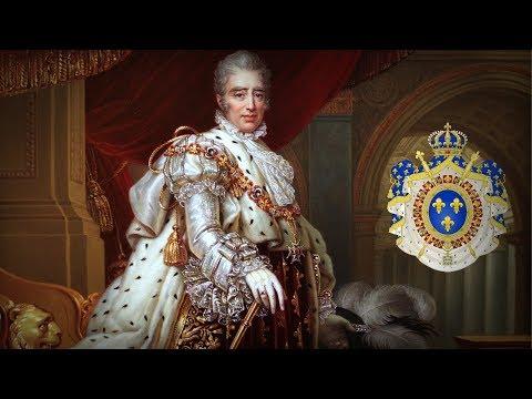 """Kingdom of France (1815–1830) Bourbon Restoration """"Le Retour des Princes Français à Paris"""""""