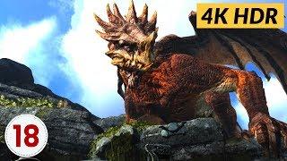 Hammer Fall. Ep.18 - God of War 2018 [4K HDR]