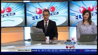 El Noticiero Televen - Primera Emisión - Viernes 26-05-2017