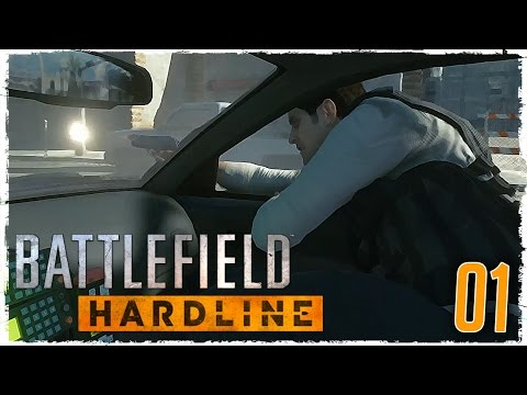 "Battlefield Hardline Walkthrough Ep 01 - ""Hair Technology!"" Single Player Campaign Gameplay"