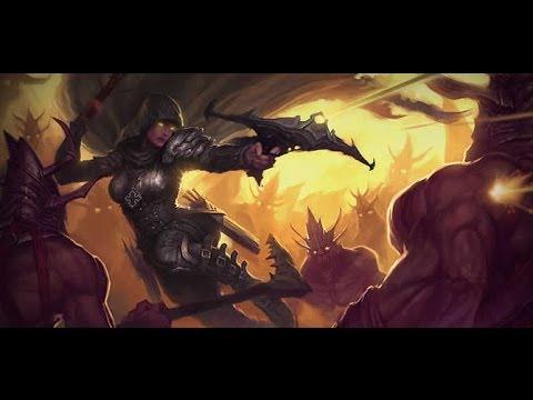 Diablo 3 Build Cazador de demonios
