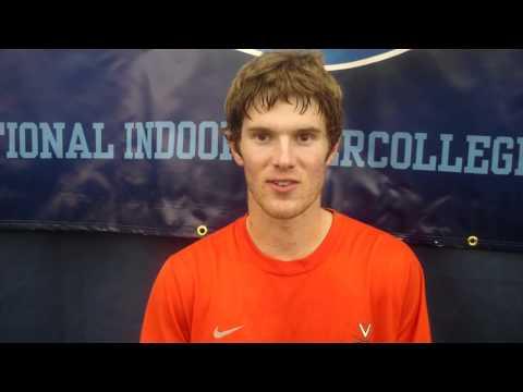 2011 USTA/ITA NIIC Men's Singles Champion Mitchell Frank