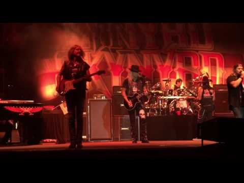 Lynyrd Skynyrd - Sweet Home Alabama - May 20th 2017