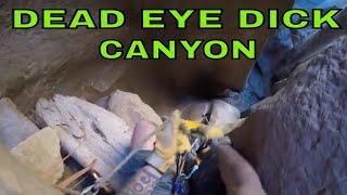 Canyoneering Dead Eye Dick Canyon,  Just outside Zion National Park(East), Utah