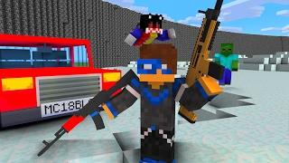 ВЫЖИТЬ В ЗОМБИ АПОКАЛИПСИСЕ | Minecraft | 16 Серия