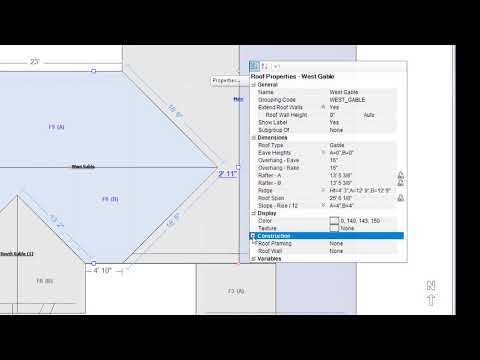 Xactimate Xpert Tip Adding Roof Framing In Sketch Youtube