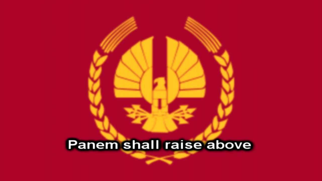 national anthem of panem hd audio with subtitles youtube
