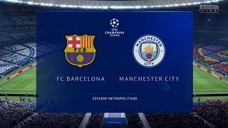 Fifa 19 fc barcelona vs manchester city champions league final 2019, xbox one s full match gameplay. watch this amazing football in hd, the best qualit...