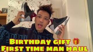 Tibetan boy haul // first time // birthday gift from mom // Tibetan Vlogger