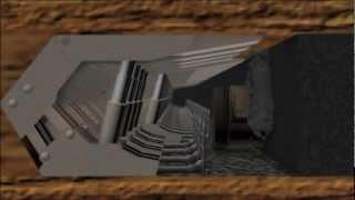 BHP Billiton - Illawarra Coal - Longwall Mining (Subsidence Animation)