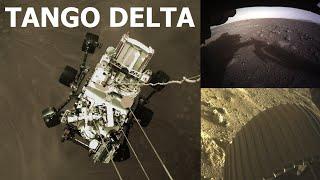 Tango Delta - Perseverance Begins Life On Mars