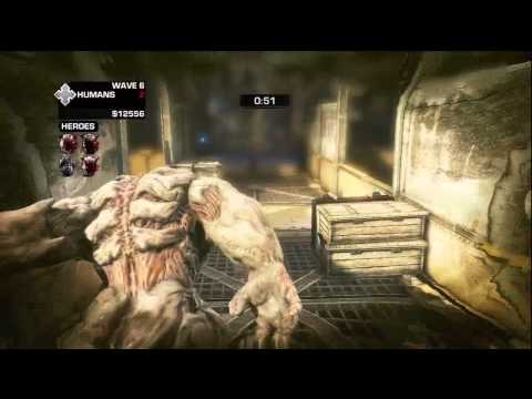 Gears of War 3 Beast Mode First Impressions (Full Game)