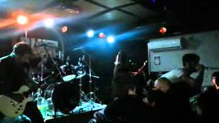 HORROR ON BLACK HEELS - Branches of a Dead World (Bluzz Live 17/5/13)