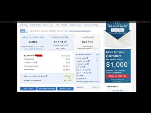 Lending Club Investment Review 2016 - What Were My Returns?