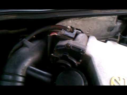 2.0 Vw throttle position sensor noise