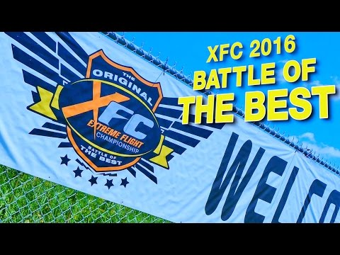 Elite, Exciting, Extreme—XFC