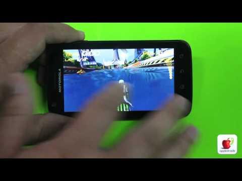 Motorola Atrix completo análisis y tour por sus aplicaciones