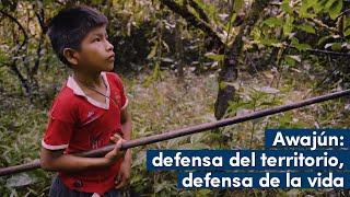 Awajún: defensa del territorio, defensa de la vida.