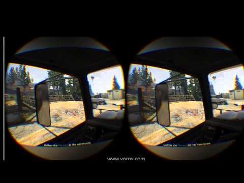 GTA VR Heist in VR (VR Bros) MUST WATCH Lol