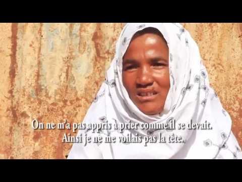 Documentaire   Mauritanie Esclaves et discriminee lémancipation des femmes Haratines