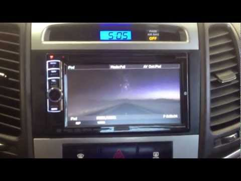 HOW TO: Change background wallpaper on Kenwood DDX4031B