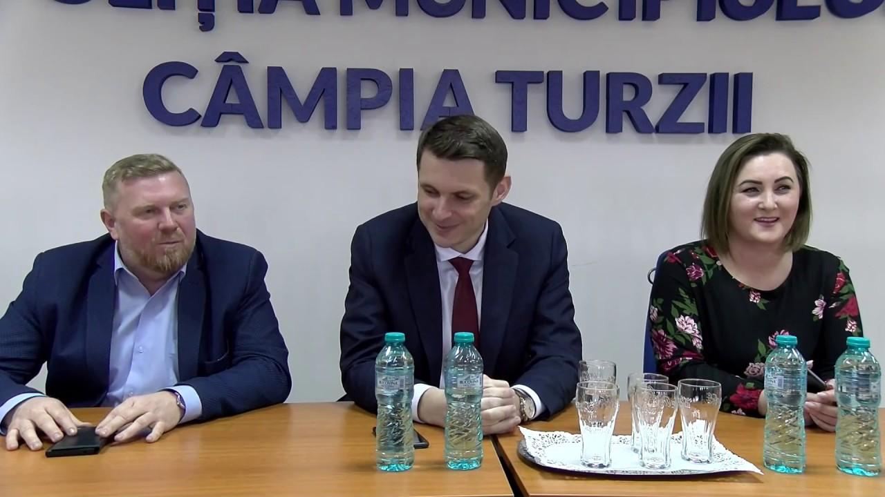 Live: Deschidere serviciu Pașapoarte la Câmpia Turzii (04.03.2020)