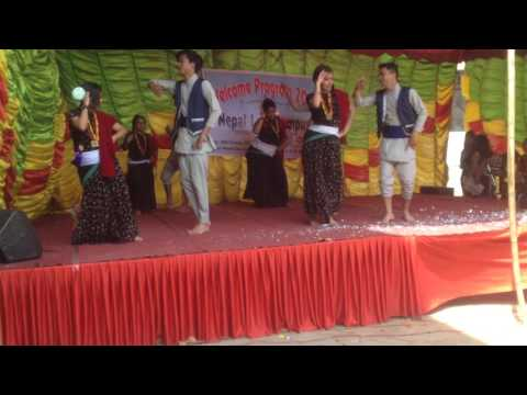 Nepal Law Campus Welcome Program 2073