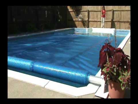 Pool Boy Powered Solar Blanket Reel Youtube