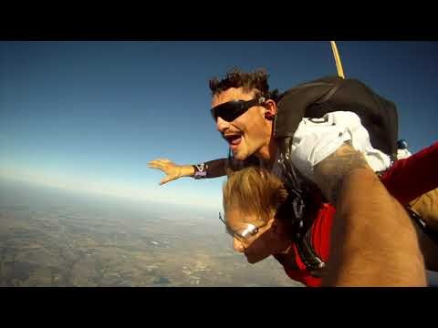 Tandem Skydive | Evelia from Fort Worth, TX