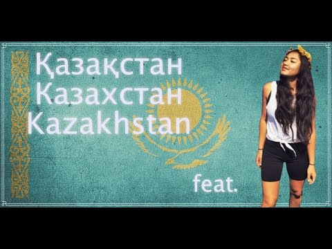 KAZAKH PEOPLE (CHINESE-LOOKING MUSLIMS SPEAKING RUSSIAN?!)
