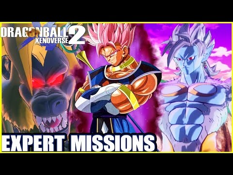 A History Of Mixed Battles! Baby & Final Form Mira! - Dragon Ball Xenoverse 2 Expert Mission 13 & 14