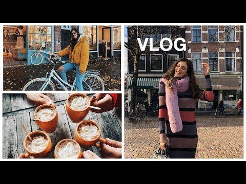 VLOG | Doğumgünüm,hediyelerim,Amsterdam..