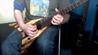 Creepshow - The Crate - John Harrison (Guitar Arrangement)
