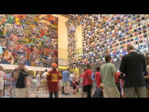 Rotary International Convention 2017 at The College Football Hall of Fame