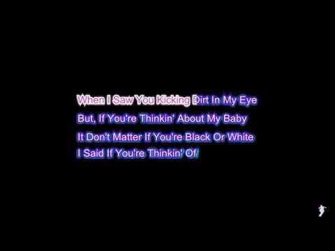 Michael Jackson - Black or White - karaoke