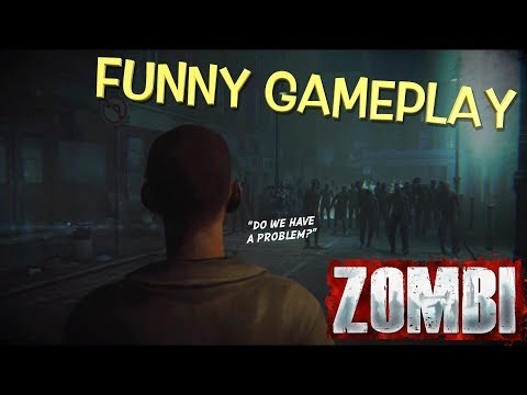 "FREE GAME ALERT: FUNNY ""ZOMBI"" GAMEPLAY WITH ITSREAL85!"