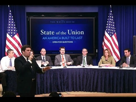 Open for Questions: State of the Union 2012