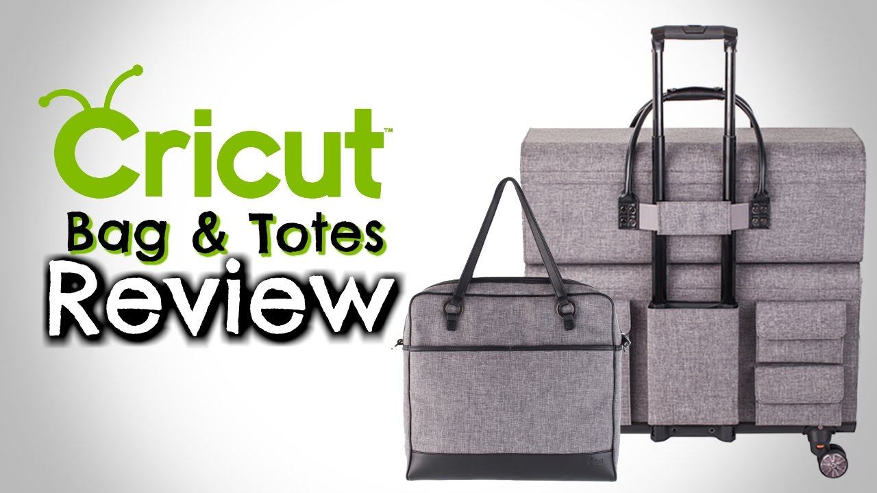 5d603d8af2db Cricut Storage Totes And Bag Review