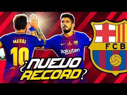 ESTE es el RECORD que puede alcanzar BARCELONA ante ATLÉTICO DE MADRID | DESDE el WANDA