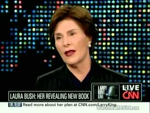 laura bush talks about gay marriage