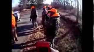 Deer Hunting In Va 11-3-13 Tri City Beagle Boys
