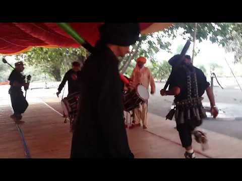Qalandri Dhamaal - Pakistani Sufi Dancer And Musician - Malang Dhamal - Malang Dance